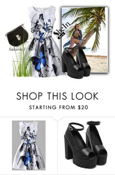 """""""SheIn !"""" by maya-world ❤ liked on Polyvore featuring Chloé and shein"""