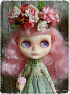 Blythe Zoe Thinks Pink