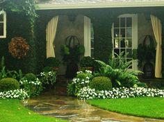 22 Astonishing Corner Garden Ideas Snapshot Inspirational