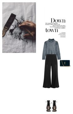 """""""Untitled #662"""" by duoduo800800 ❤ liked on Polyvore featuring Cédric Charlier, Jonathan Simkhai, Zimmermann and Yves Saint Laurent"""