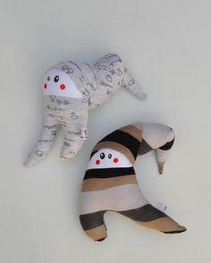 Duendes. Diseño y ejecución por Gabi Panasiti para María Gabriela.