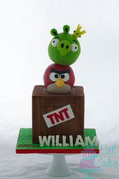 Angry Birds - Cake by Eat Cake