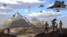Ancient Civilisation / Future Civilisation