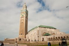 Casablanca - The Great Mosque [February, 2011]