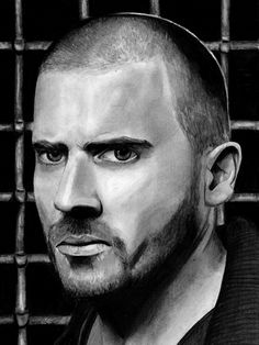 Dominic Purcell by cconnell.deviantart.com on @deviantART