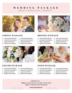 wedding planner brochure corporate brochures brochures