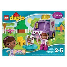 LEGO DUPLO Doc McStuffins Rosie 10605