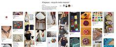 Piilotettu aarre: Kiepaus uudistuu Pinterestin avulla.  Linkitinkin Pinterest-taulumme Facebookiin (joka on linkitetty Twitteriin) niin, että kaikista Kiepaus-taululle pinnatuista linkeistä menee tieto sinne.