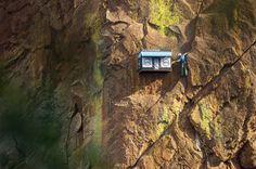 崖の上のポップアップショップ!?リアル体験への渇望が生み出す斬新なPR | 広報会議デジタル版
