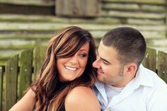 Our engagement pictures! Crystal George studios!