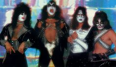You wanted the best...you've got the best! The hottest band in the land...KISS!