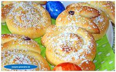 Glutenfreie Häschen aus Quark-Öl-Teig! Ein toller Hingucker für die österliche Kaffeetafel! www.rezepte-glutenfrei.de