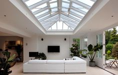 Timber orangery in Hertfordshire | Orangeries - Garden Rooms - Pool Houses