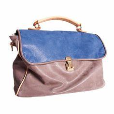 Rostain Bag blu by Les Envers