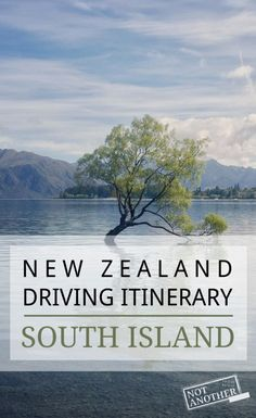 South Island Driving Itinerary: Picton to Christchurch in 3 Weeks. The South Island of New Zealand is regarded as the more beautiful of the two. Snow capped mountains, crystal clear lakes and lush forests are everywhere. We started in Picton, then drove down the west coast towards Wanaka and Queenstown. Learn how we did it here: