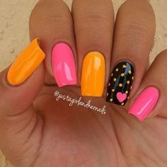100+ Summer Nail Arts That You Will Try – Page 22 – Daily Nail Arts