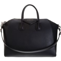 Givenchy Large Antigona Duffel (£1,675) ❤ liked on Polyvore featuring bags, luggage, purses, handbags, сумки and givenchy