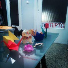 #Origami #Lessons #Spirto
