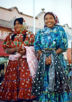Tarahumara Indian Women:)...Northern Mexico