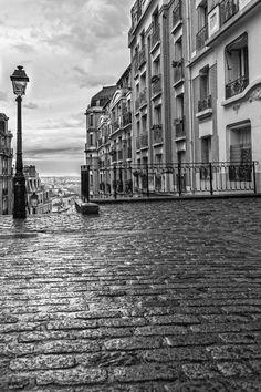 Paris Monmartre by yurylg