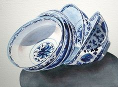 Still Life - Sarah Bent Watercolours