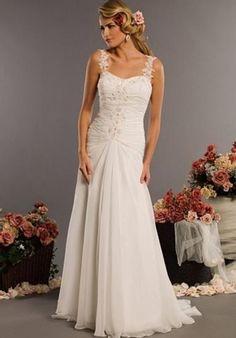 Eden Bridals 2330 Size 12 White