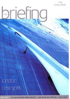 BA Briefing Magazine - Concorde