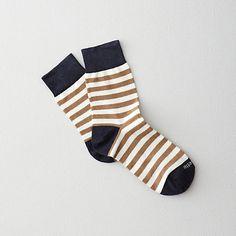 Abbey Stripe Socks