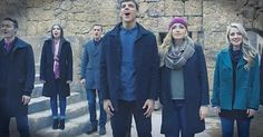Chilling A Cappella Performance Of 'O, Come, All Ye Faithful' - Music Videos