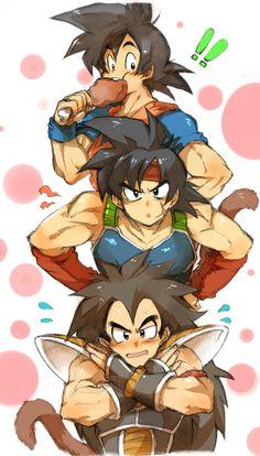 family goku <3
