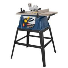 Ryobi, 15-Amp 10 in. Table Saw, RTS10 at The Home Depot - Mobile
