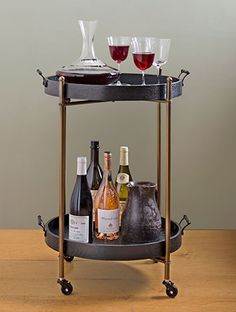 1000 Ideas About Serving Cart On Pinterest