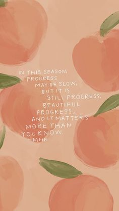 progress quotes, making progress quotes, progress over perfection, journey quote. Samsung Wallpapers, Cute Wallpapers, Wallpaper Backgrounds, Peach Wallpaper, Phone Wallpaper Quotes, Aesthetic Iphone Wallpaper, Aesthetic Wallpapers, Progress Quotes, Peach Aesthetic