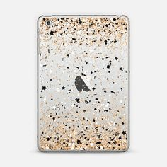 Gold Black White Party Explosion iPad Mini Case by Organic Saturation | Casetify. Get $10 off using code: 53ZPEA