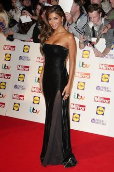 "Nicole Scherzinger à la soiree ""Pride of Britain Awards"" à l'hotel Grosvenor à Londres. Le 7 octobre 2013"