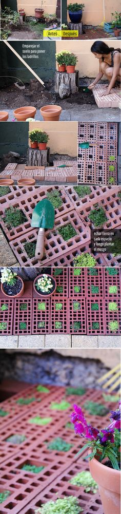 Pasos para construir una #terraza con un toque más personal. #Hogaressauce.