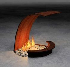 Modern fireplaces are functional, stylish and very decorative elements of interior design
