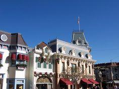 Disneyland Resort, via Flickr.