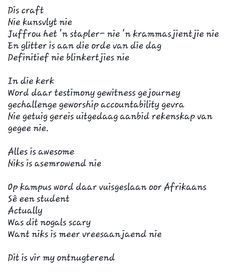 So waar Afrikaans Quotes, My Land, Poetry, Positivity, Motivation, Words, Poetry Books, Poem, Horse