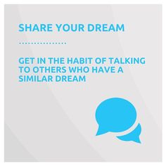 Share your Dream