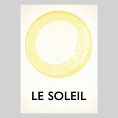 La Soleil Print, £36, now featured on Fab.