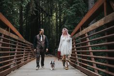 Danielle + Scott | Boho Big Sur California Elopement Wedding | www.jamilaree.com