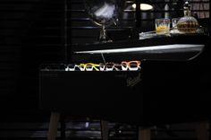 #persol #sunglasses #mfw2014 http://www.scenariomag.it/evento-persol-lancia-film-noir-edition-mfw/