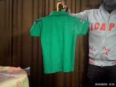polo 100% cotone jersey