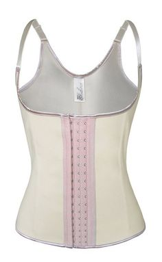 After dozens of customer requests and months of back and forth between our supply, design and production teams, we're finally able to offer you this newest 2016 version of our hugely popular waist tra Waist Trainer Vest, Latex Waist Trainer, Waist Training Corset, Waist Trainers, Bustiers, My Life Style, My Style, Thin Waist, Buy Bra