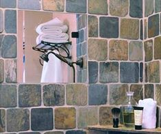 Clear Shower Mirrors won't fog up in the shower, making them ideal for shaving. Master Shower, Master Bath, Shower Mirror, Sconces, Wall Lights, Shaving, Mirrors, Bathroom, Google Search