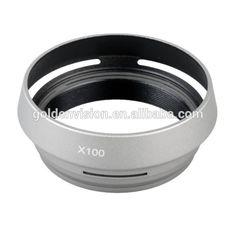 LH-JX100 Lens Hood LA-49X100 Adapter Ring For FUJIFILM Fuji Finepix X100 #Fuji_X100, #black