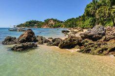 Praia do Encanto (Quinta Praia), Bahia: Localizada no Morro de São Paulo, a Quinta praia conta com a... - Divulgação, Momondo