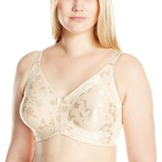 542f0986b8b31 Naturana Women s Plus-Size Soft Cup Non-Wired Minimizer Bra -- Discover this