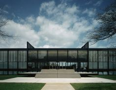 Restauracion Mies van der Rohe IIT Crown Hall / Krueck + Sexton Architects,© Todd Eberle